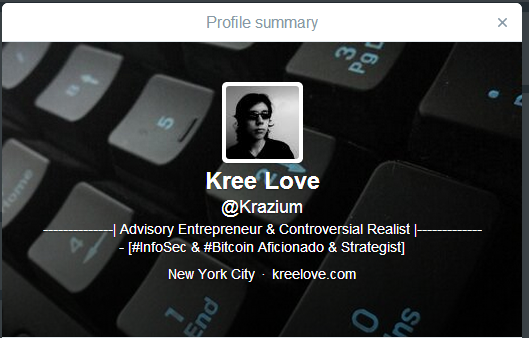 Kree Love finally changes his skill set.